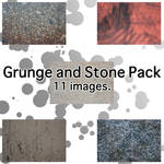 Grunge and Stone Pack