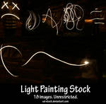 Light Painting Stock Pack