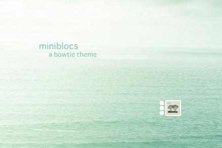 miniblocs by mm-t