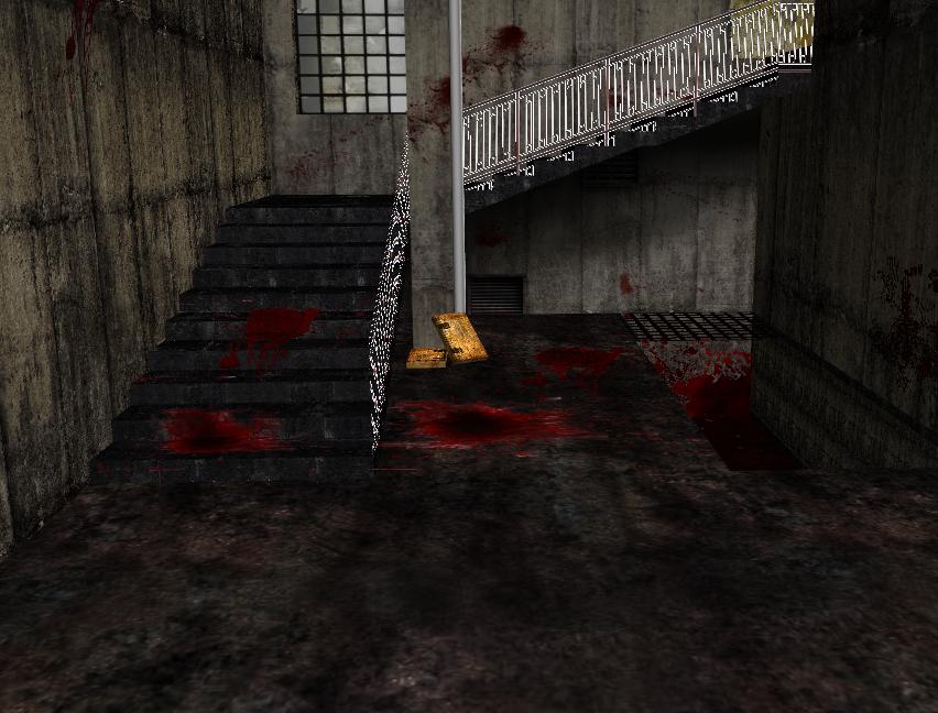 Silent Hill Stage DL by Kiwi-Panda-Pie