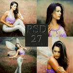PSD coloring 27 Fairy Tale