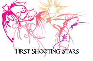 First Shooting Stars Brushes by Ideya-Runes