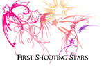 First Shooting Stars Brushes
