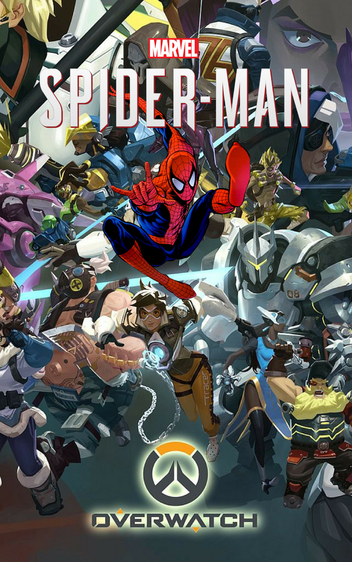 Spectacular | Overwatch x Spider-Man!Reader Ch 1 by