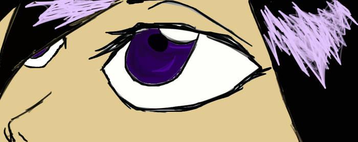 Violet Orbs