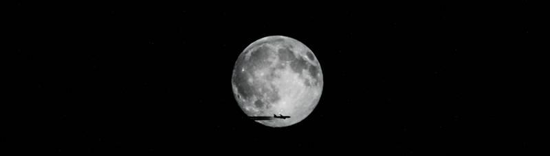 Is it a bird? Is it a plane? Oh, it is a plane...