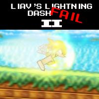 liav's lightning dash FAIL II