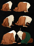 Arab's old style clothes 11