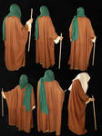 Arab's old style clothes 16