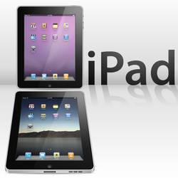 iPad by krdesign