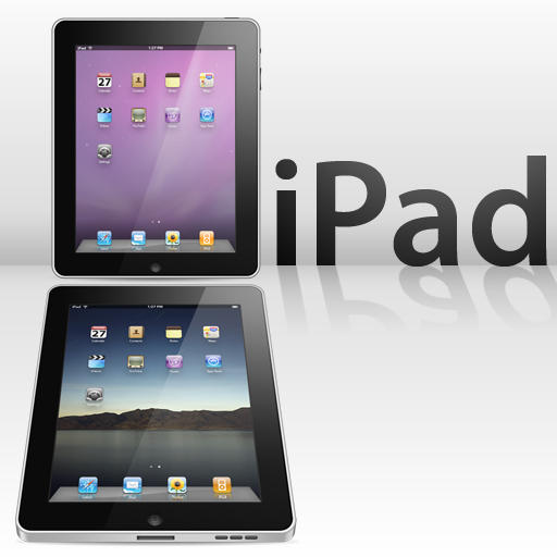 iPad by krdesign