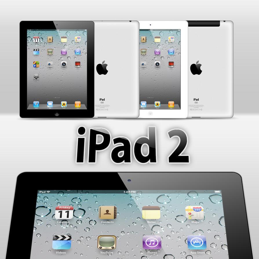 iPad 2 by krdesign