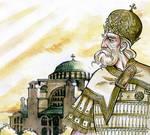Byzantine Emperor Nikephoros Phokas