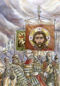 Byzantine General Bardas Phokas