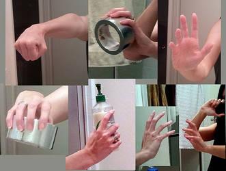 Grabby Hands by batchix