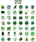 System Matrix Icons