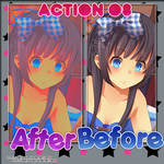 Action,O8'~By,PartyxGlam