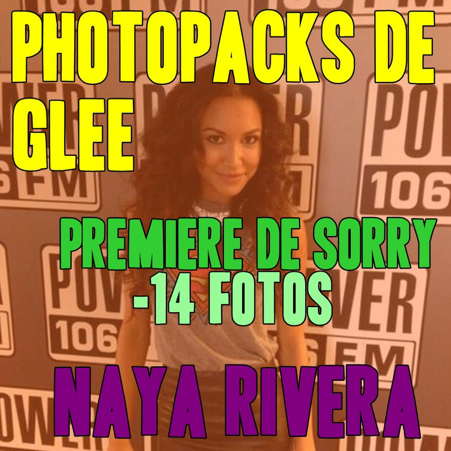 naya rivera sorry not sorry pdf