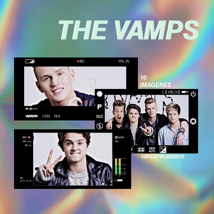 THE VAMPS || PHOTOPACK 1 by hayleywjbieber
