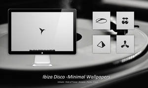 Ibiza Disco Minimal Wallpaperpack