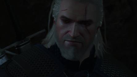 Geralt of Rivia - A Witcher! by Maestro221