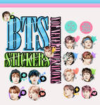 |BTS STICKERS.#2|
