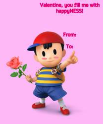 Ness Valentine