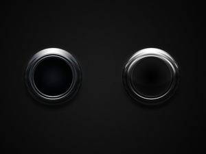 One Layer Style - Circles [.PSD]