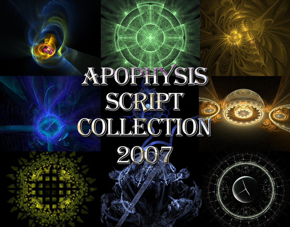 Script Collection of 2007 by shaun-rules-4eva