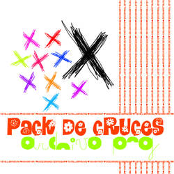 pack de cruces png