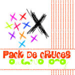 pack de cruces png