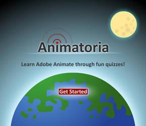Animatoria - An Adobe Animate Tutorial [Beta!]