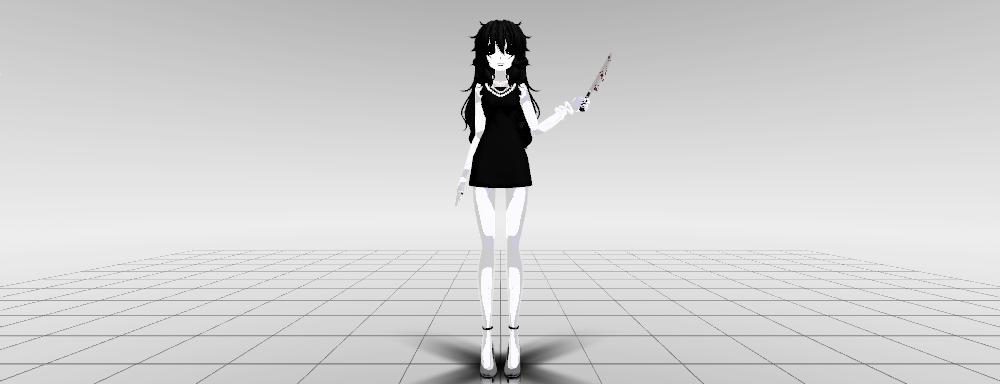 MMD - Jane the Killer V2 + DL by KyoshiShion