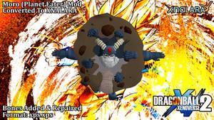 DBXV2 - Moro Planet Eater (Mod) XPS