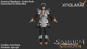Samurai Shodown - Iroha Pack (XPS)