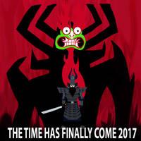THE TIME HAS FINALLY COME!!! - Samurai Jack