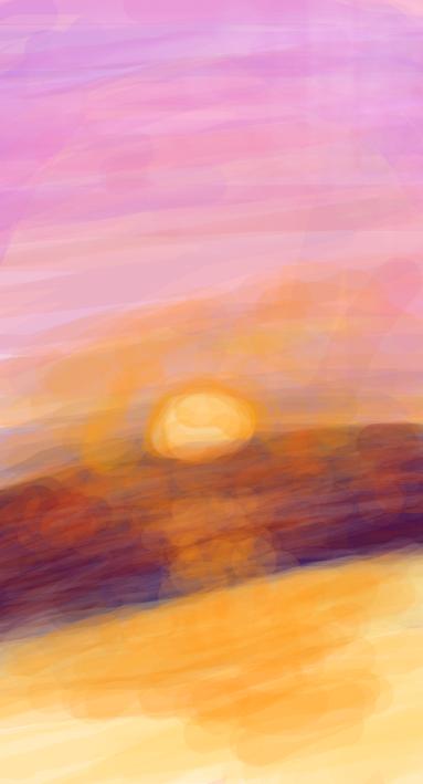 Sunset by ElizabethxYouichi