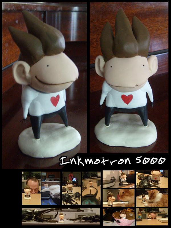 Inkmotron 5000 by toenolla