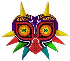 Majora's Mask Vector by toenolla
