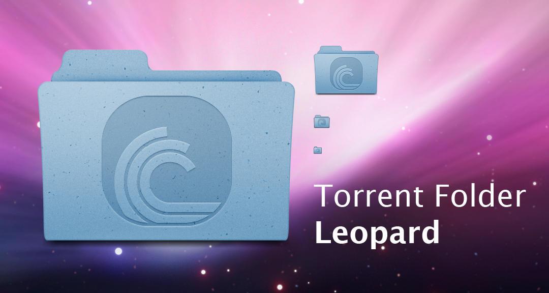 Torrent Folder - Leopard by 177aharba