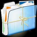 Stuffed Folder