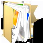 Stuffed Folder - Vista by 177aharba