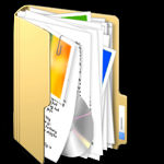 Stuffed Folder - Vista