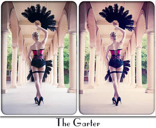 The Garter from DANCING GIRL COLLECTION by AllThingsPrecious