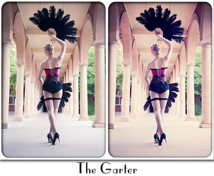 The Garter from DANCING GIRL COLLECTION