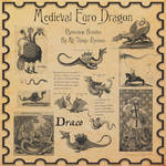 Medieval Euro Dragon Brushes