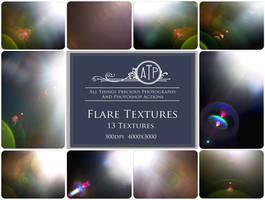 Sun Flare Textures/Overlays SET 1 by AllThingsPrecious
