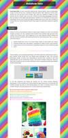 Rainbow Skin by bradleysays