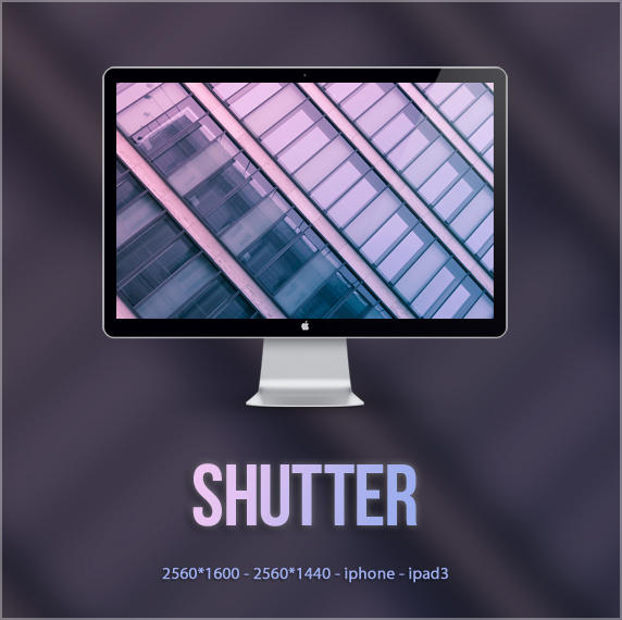 Shutter by xDyce