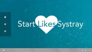 Start Likes Systray by ArtByH